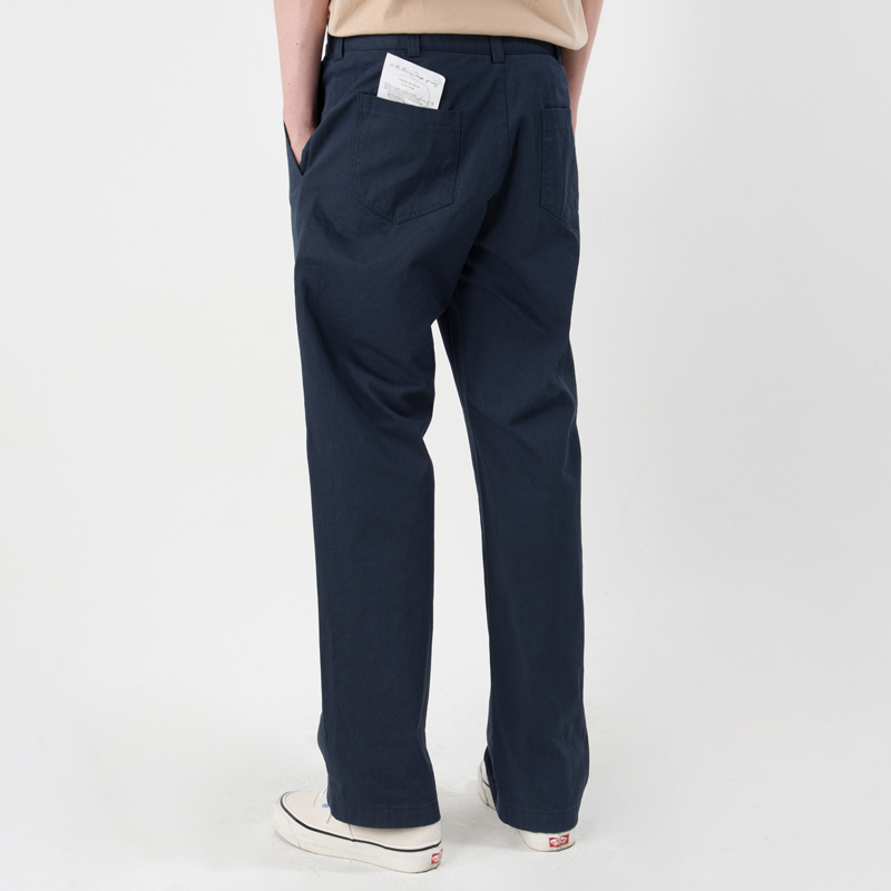 Note pants (Navy)