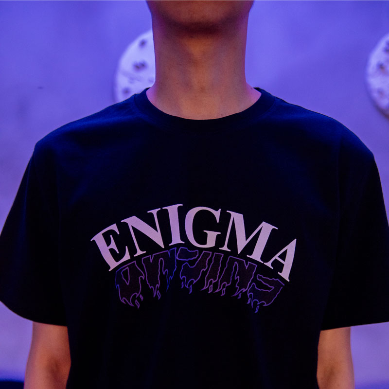 ENIGMA - BLACK