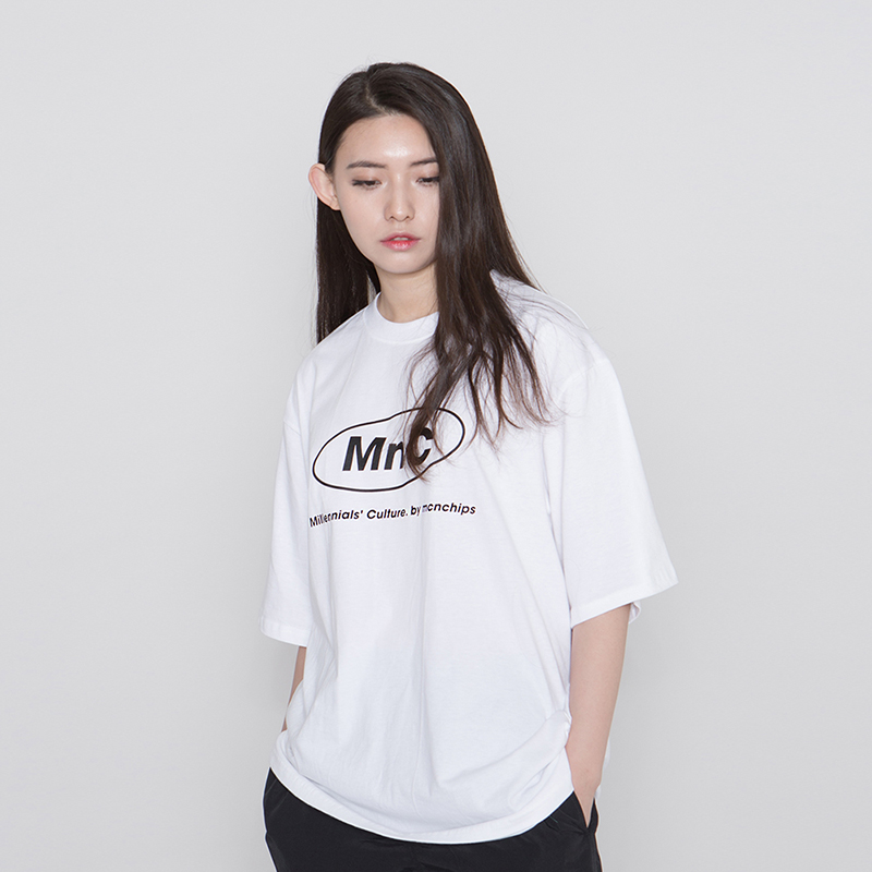 MNC MILK RUN TEE #5 [white]