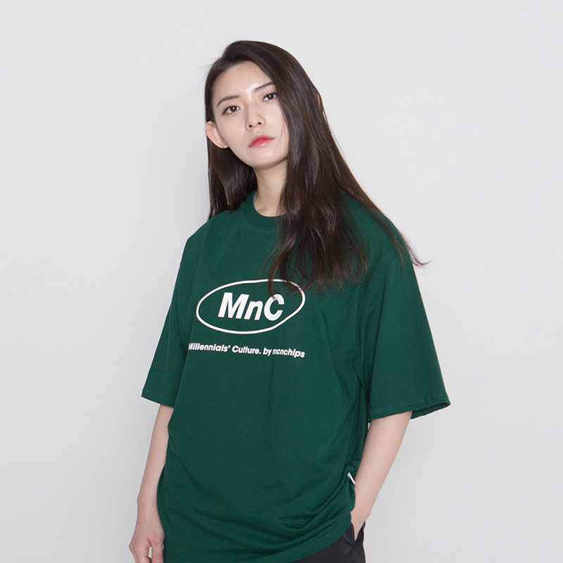 MNC MILK RUN TEE #5 [green]