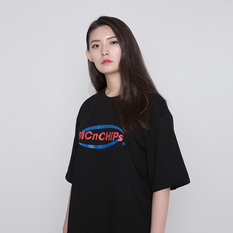 MNC MILK RUN TEE #2 [black]