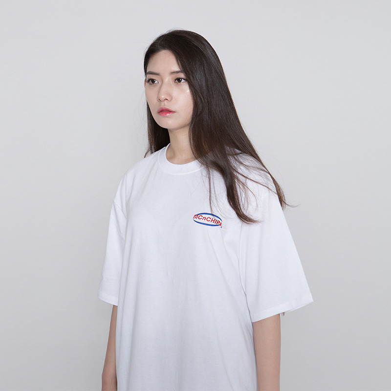 MNC MILK RUN TEE #1 [white]