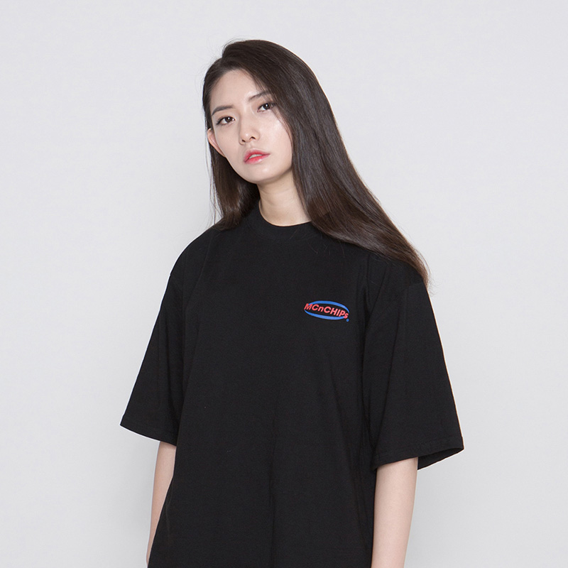 MNC MILK RUN TEE #1 [black]