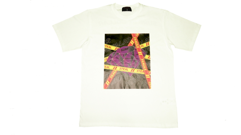MONEY FLEX DIAMOND SUMMER T-SHIRTS (White)
