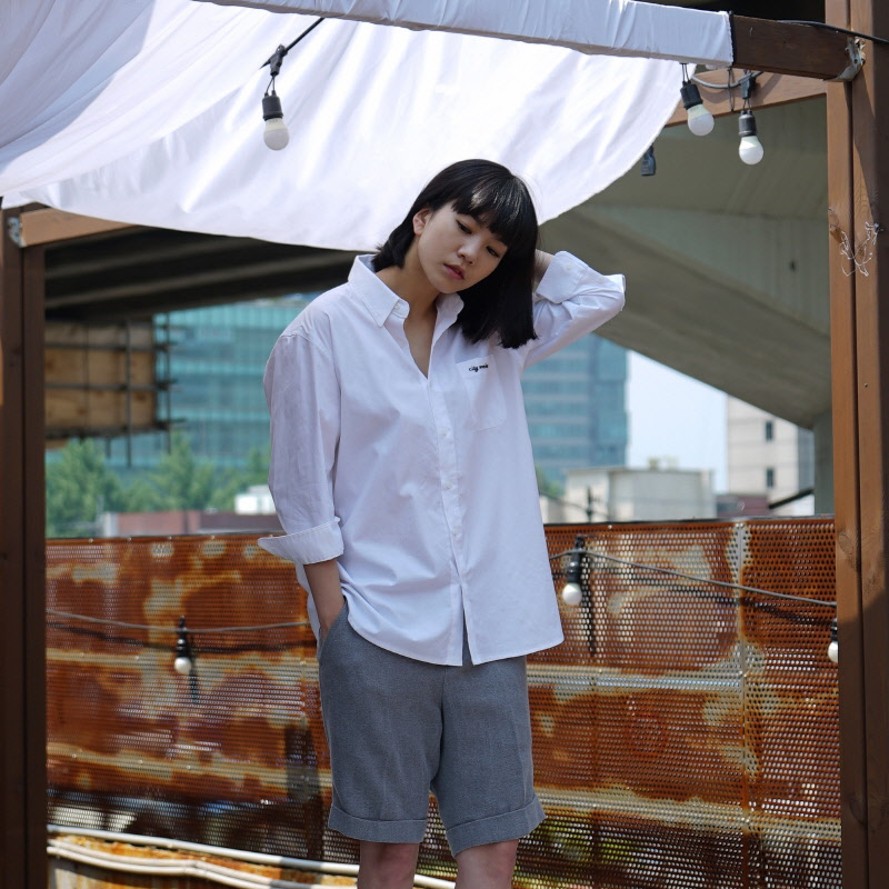 City Worker Shirts - WHITE