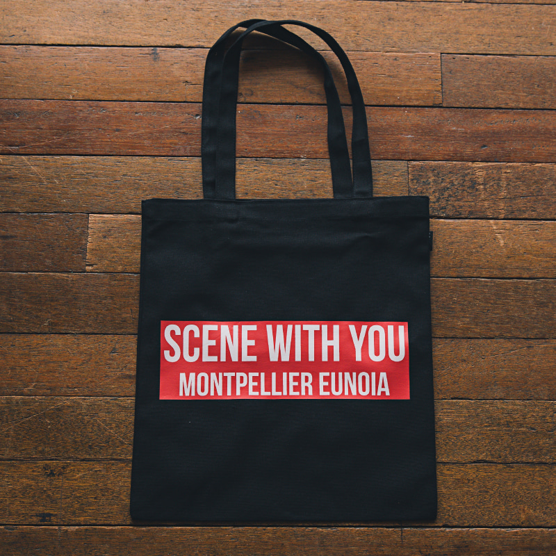 Slogan red(bag)_Scene with you