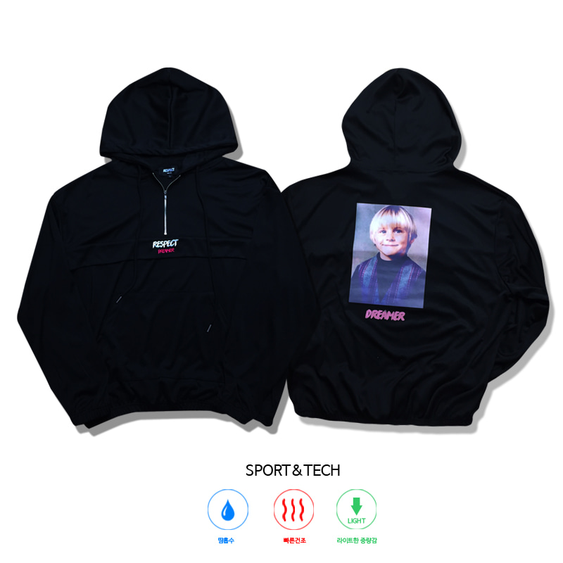 DREAMER RESPECT ARNORAK JACKET