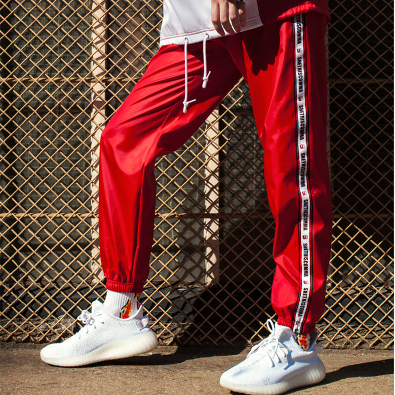 AROUND LINE PANTS