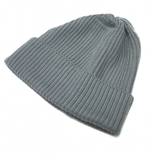 JieDa BIG KNIT CAP (GRY)