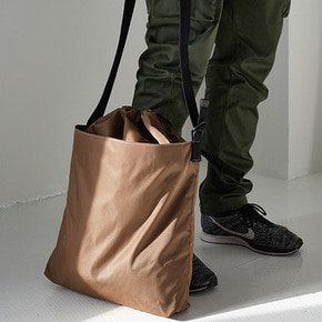 ACTIVE UNISEX BUCKET BAG - KHAKI