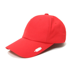 SIGNATURE BUCKLE BALLCAP - RED