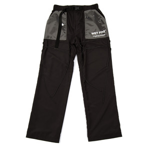 WETFOG PANTS-BLACK