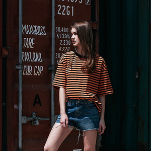ASAP STRIPE T
