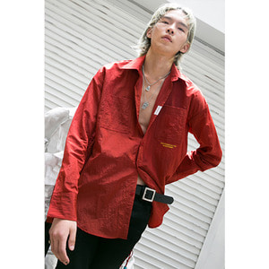 NYLON SHIRTS - RED