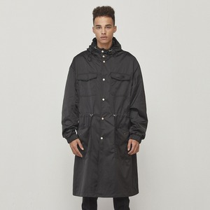 Oversized Parka Black (D18F331)
