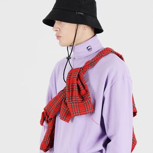 KPS TURTLENECK SLEEVE (PURPLE)