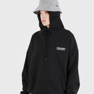 OG HOODED SWEATSHIRTS (BLACK)
