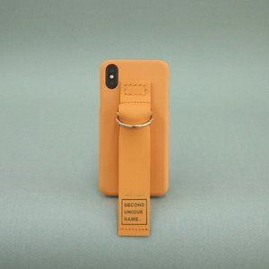 SUN CASE LEATHER DEEP YELLOW
