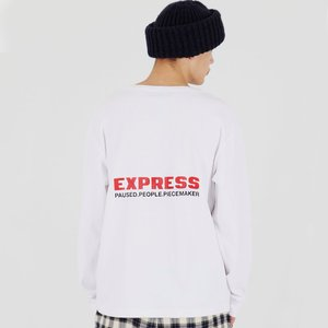 EXPRESS LONG SLEEVE (WHITE)