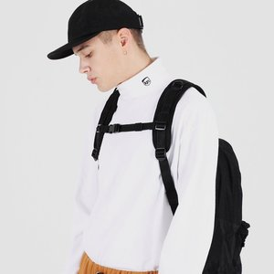 KPS TURTLENECK SLEEVE (WHITE)