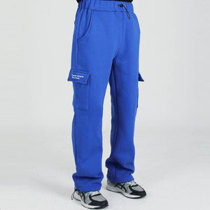 RELAX CARGO PANTS (BLUE)