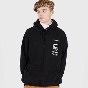 KPS HOODED SWEATSHIRTS (BLACK)