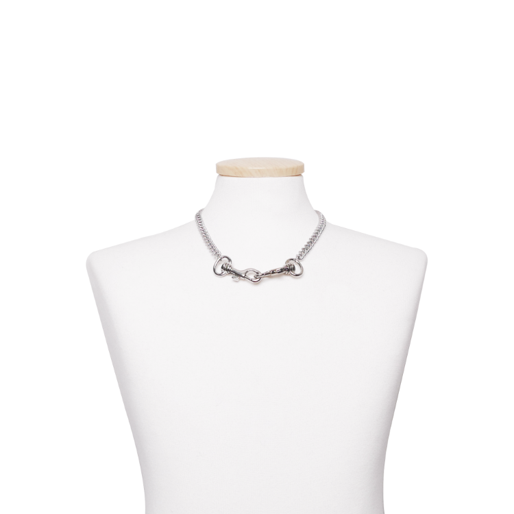 CONNECTOR CHOKER - SILVER
