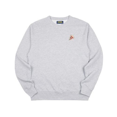 SIGNATURE SWEATSHIRT - GRAY