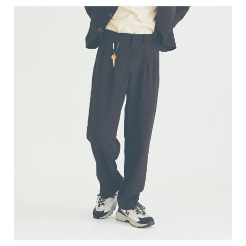 RETRO DADDY PANTS (BLACK)