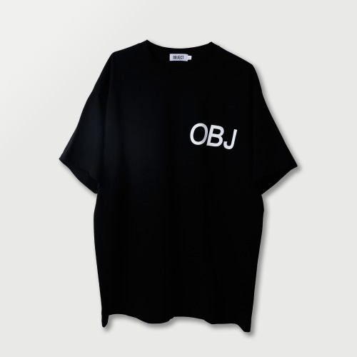 OBJ WORLD T-SHIRT (BLACK)