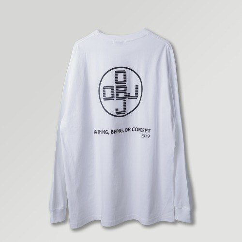 OBJ CONCEPT LONG SLEEVE (WHITE)