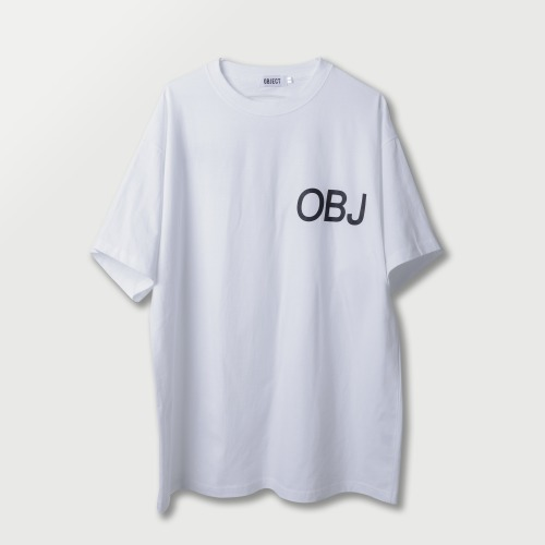 OBJ WORLD T-SHIRT (WHITE)