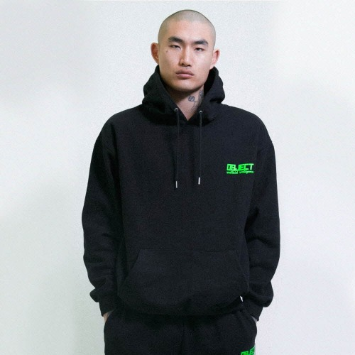 UNOFFICIAL INTELLIGENCE HOODIE (BLACK)