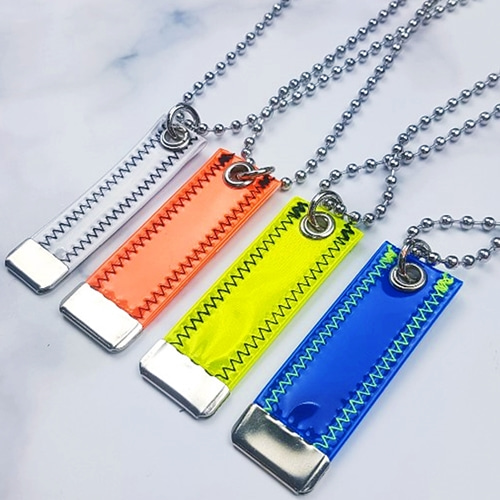 FLUORESCENCE NECKLACE (4COLOR)