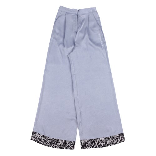 UGLYSHADOW_ZEBRA POINT PANTS(BLUE)