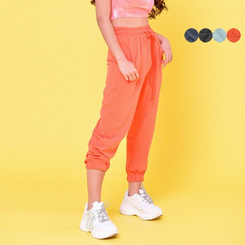 PIGMENT JOGGER PANTS(4color)