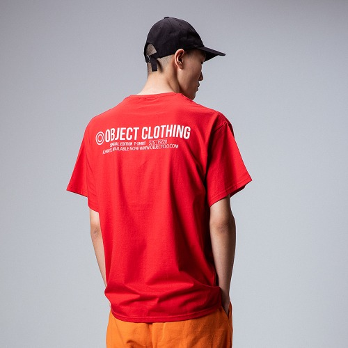 THINGS T-SHIRT (RED)