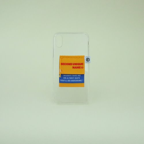 SUN CASE LABEL CLEAR