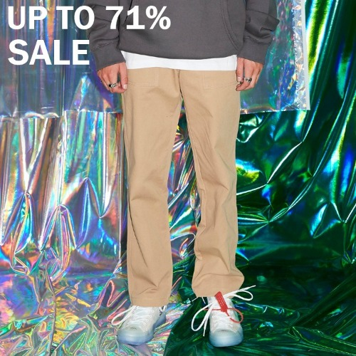 UP TO 71% SALE