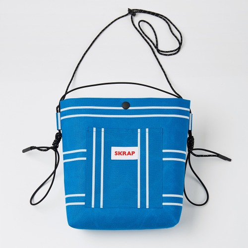 AWNING SACOCHE BAG BLUE STRIPE