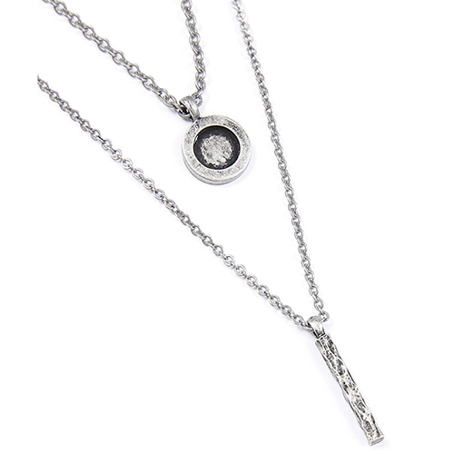 [세트상품] layered SET Necklace (FL-703)