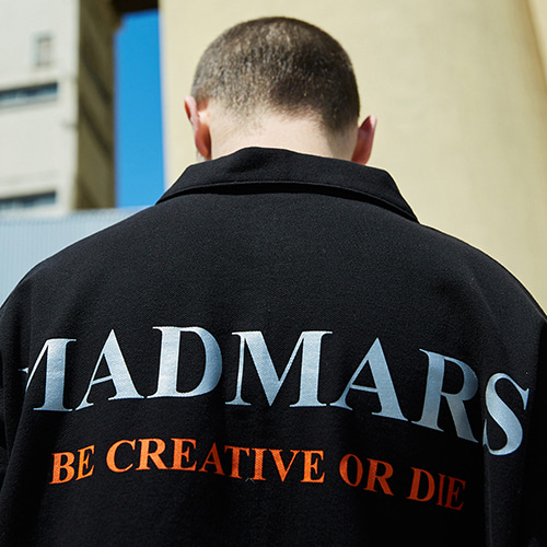 MADMARS COLLARED T-SHIRTS