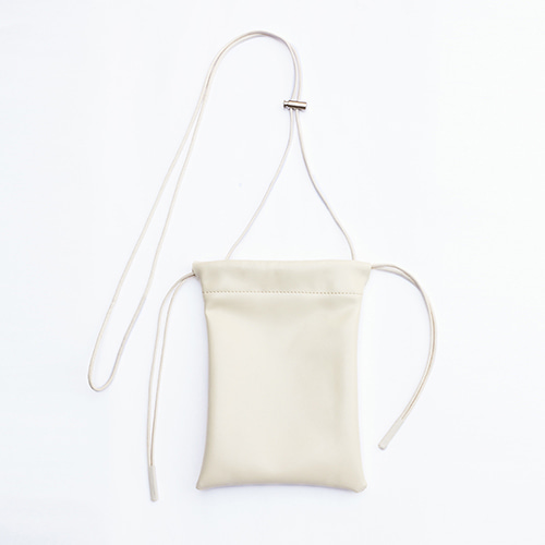 OIL small bag Ivory