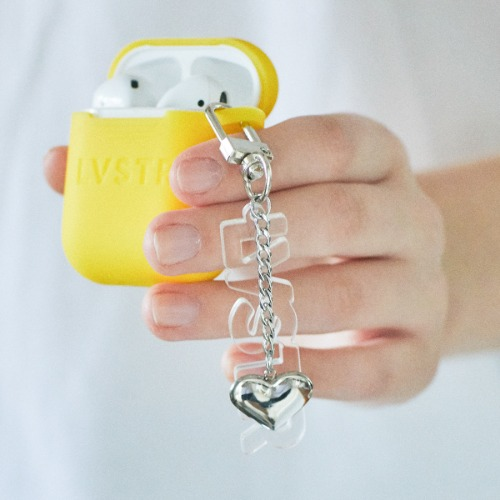 LU LVSTR KEY RING
