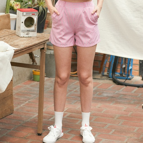 LU SET BANDING PANTS (PINK)