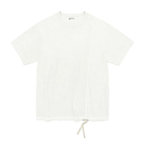 LINE SHORT SLEEVE IS [WHITE]
