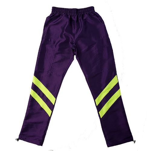 01 EVA PANTS - PURPLE