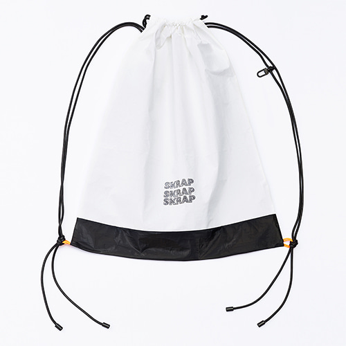 GYM sack Off White
