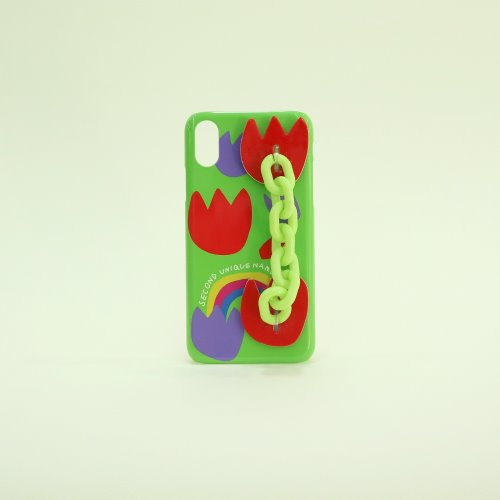 SUN CASE CANDY CHAIN GREEN
