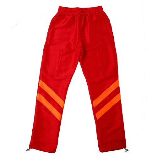 02 EVA PANTS - RED